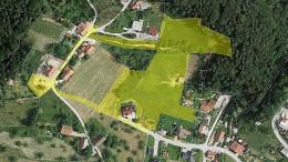 Atraktivna lokacija za gradnjo individualnih stanovanjskih hiš na območju Škale - Hrastovec