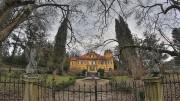 Vabljeni v slikovito arhitekturo baroka in krajinsko podobo dvorca Gutenbuchel. (foto: Aleksander Kavčnik)